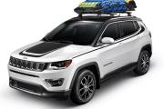 2017 Jeep Compass Accessories By Mopar