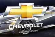 chevrolet logo animation