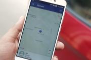 Glympse GPS App