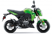 2017 Kawasaki Z125 Pro: Agressive Streetfighter In A Stature, Excellent Nimble 'Z' Styling