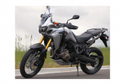 2016 Honda CRF1000L Africa Twin: Perfect Traveling Companion, Runs With 'Go Anywhere' Concept