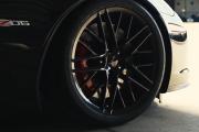 The GXE Corvette (a modified C6 Z06 Chevrolet Corvette)