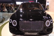 Bentley Bentayga 2016, 2017 In Depth Review Interior Exterior