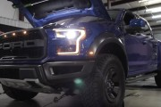The Hennessey VelociRaptor is a Ford F-150 Raptor With 605 Horsepower and 622 Lb-Ft of Torque