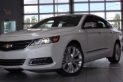 2016 Chevrolet Impala: Full-Size Sedan With Seamless Technology