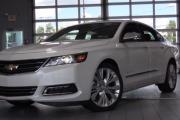 2016 Chevrolet Impala: Full-Size Sedan With Seamless Technology
