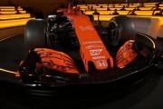 McLaren-Honda's Car Failed in the 2017 Formula One Pre-Season Testing In Spain