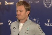 F1 - Nico Rosberg announced his retirement from racing at FIA Prize Giving