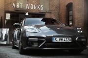 2018 Porsche Panamera Sport Turismo DRIVE