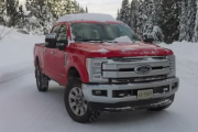 The 2017 Ford F-350 Super Duty