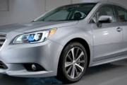 2017 Subaru Legacy - Walk-around