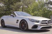 2017 Mercedes-Benz SL Walk Around Review