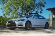 Toyota Research Institute's new autonomous test car revealed