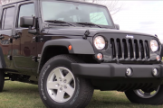 2017 Jeep Wrangler Unlimited: Review