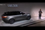 Range Rover Velar (2018) ready to fight Porsche Macan