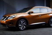 2017 Nissan Murano - Overview