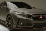2017 Honda Civic Type R Development - 4K VIDEO