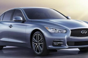 The 2017 Infiniti Q50 Sports Saloon