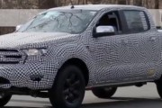 2019 Ford Ranger Spotted: Set to Return Next Year and Looks Like A Compact 2018 F-150