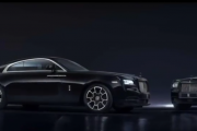 Rolls-Royce Ghost Elegance with diamond-studded paint | World Premiere | 2017 Geneva Motor Show