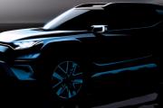 SsangYong XAVL Concept SUV
