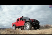 AEV Brute Double Cab: The Jeep Pickup That Jeep Doesn't Build - CAR and DRIVER