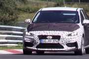 2018 Hyundai i30 Fastback Seen For The First Time