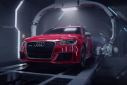 Audi RS3 News, Updates; 'Birth' Coupe From R8; Supercar With Powerful Accelerating Record