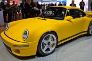 The 2017 RUF CTR at the Geneva Auto Show