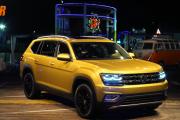 NEW WORLD PREMIERE - 2018 VW Atlas
