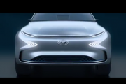 Hyundai FE Fuel Cell Concept: Reveal