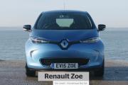 Geneva Motor Show 2017: Renault Zoe e-Sport Concept, Electric Hatchback, Aggressive Formula E-based Performance