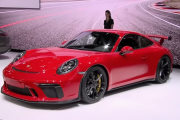 2018 Porsche 911 GT3 - World Premiere LIVE - Geneva 2017 4K VIDEO