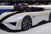 Techrules Ren Concept at Geneva Motor Show 2017
