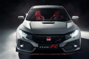 2017 Honda Civic Type R 1st Look
