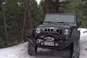2018 Jeep Wrangler Comes With Hybrid Version