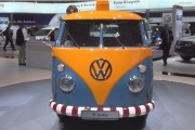 Volkswagen Transporter T1 DoKa Double Cab (1964) Exterior and Interior in 3D 4K UHD