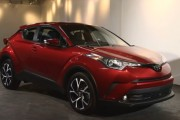Battle of the Compact CUVs: Toyota CHR vs. Nissan Juke
