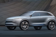 Hyundai Inspired By Nature And Water, Showcase Its Future Eco Fuel Cell Concept SUV At Geneva Motor Show