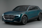 Audi Aims To Launch An e-tron Quattro Concept SUV By 2020