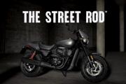 Introducing the new Harley-Davidson Street Rod