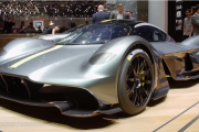 Aston Martin Valkyrie is a V12 bat out of hell