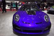 [4k] Gemballa Avalanche is BACK in deep purple base Porsche 991 Turbo S Mk II. STRIKING!