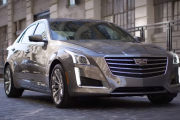 The 2017 Cadillac CTS