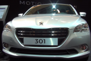 2017 Peugeot 301 Highlights Elegance, Strength, Versatile Driving Experience