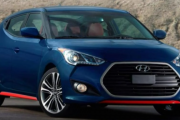 2018 Hyundai Veloster's spied yet again in South Korea Expected to debut in mid- to late-2017.