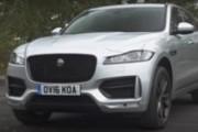 Jaguar F-Pace 2017 SUV review | Mat Watson Reviews