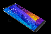 Samsung Galaxy Note 8 Realistic Concept Rendering with Specification Based on Latest Leaks
