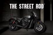 2017 new Harley-Davidson Street Rod 750 promo video