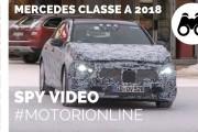 Mercedes-Benz A-Class MY 2018 | Spy Video